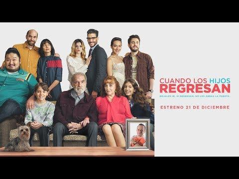CUANDO LOS HIJOS REGRESAN | TRAILER OFICIAL