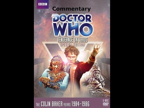 Doctor Who: Vengeance on Varos Commentary