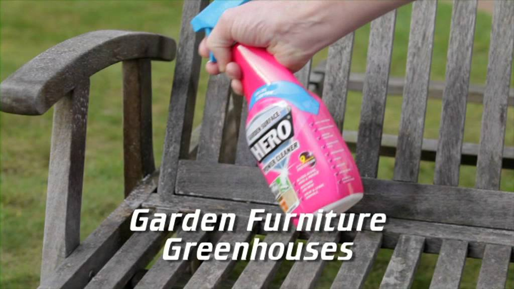 How To Clean Patios Paving Decking And Wheelie Bins With Hero You