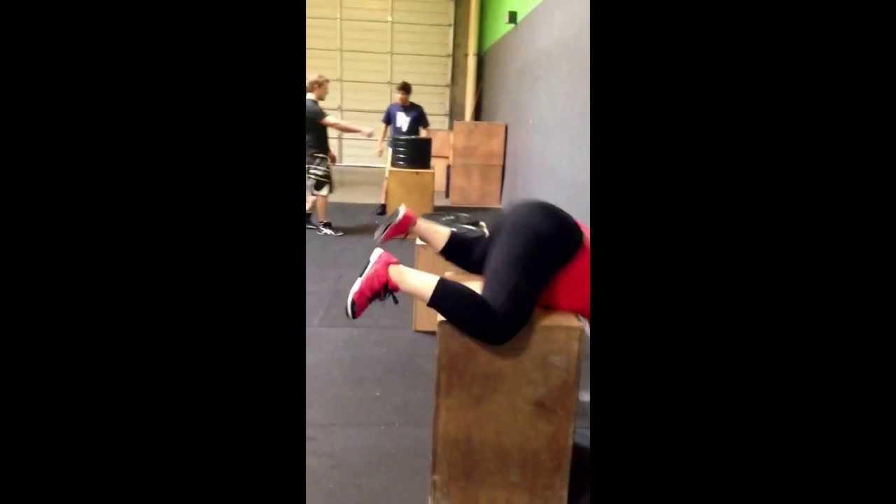 Jump Box Spiel