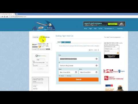 Booking Flight Hotel Car Video Final