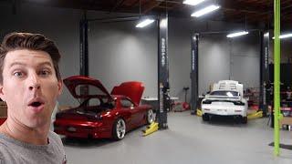 Upgrading The New Warehouse!!!