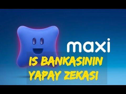 Maxi Uygulama Ne işe yarar, İş Bankası Maxi Uygulama Tanıtım Videosu