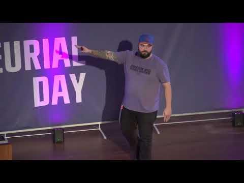 CBS Entrepreneurial Day Chris Kubby Keynote   Copenhagen 2017