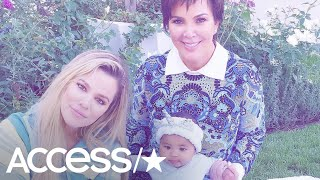 Khloé Kardashian Gushes About Her Mom Kris Jenner As She Stays In LA