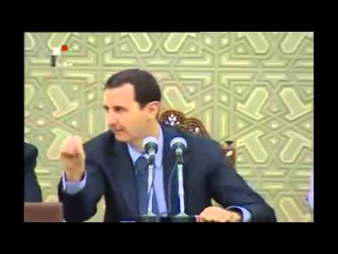 وأخيرا بشّار الأسد يصرّح بدينه وملّته ويقيم الحُجّة على نفسه