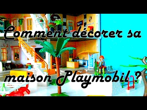 Comment d corer sa maison playmobil youtube - Decorer sa maison minecraft ...