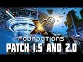 X4 Foundations - Details on Patch 1.5 and 2.0