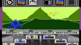 Koronis Rift - Atari 800XL/130XE
