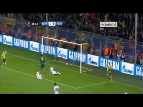 Боруссия Дортмунд - Шахтёр 3:0 - Голы матча [HD]