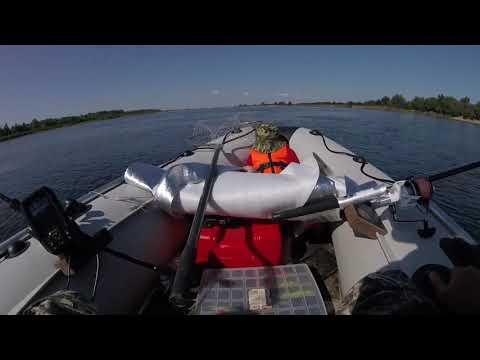 Рыбалка и отдых с семьей. село Каршевитое . Волга-2019