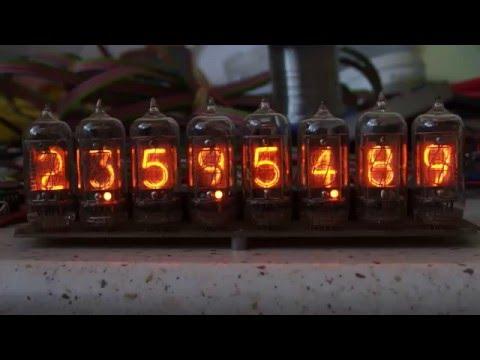 hodiny-stopky-časovač TESLA / TESLA clock-stopwatch-timer (3