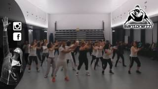 Carlos Vives - Cuando Nos Volvamos a Encontrar ft. Marc Anthony coreografia Zumba