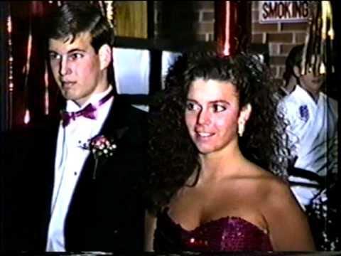 Emmetsburg Prom 1992
