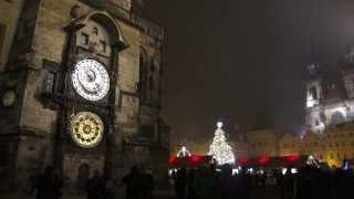 ПРАГА В РОЖДЕСТВО! СКАЗКА НАЯВУ! Видео зарисовка. Автопутешествия(Прага в рождество производит потрясающее впечатление!!! Полное ощущение, что попадаешь в настоящую сказку...., 2013-12-08T14:48:16.000Z)