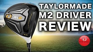 NEW TAYLORMADE M2 DRIVER REVIEW