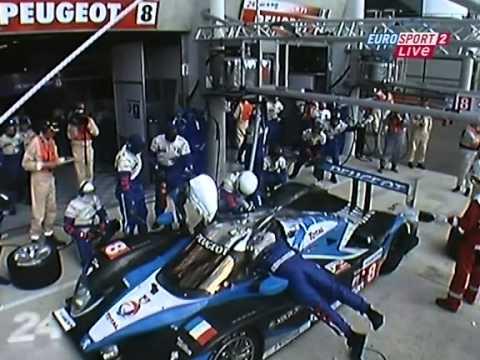Le Mans 24 Hours 2009 - Race Part 3 Eurosport