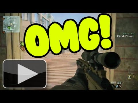 BEST MW3 CLIP ON OVERWATCH MAP! (New Map Pack)