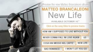 "Matteo Brancaleoni - ""New Life"" Exclusive First Listen"