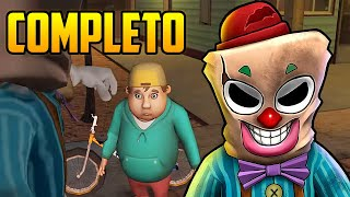 Freaky Clown Town Mystery - Juego COMPLETO y FINAL en Español - Guia para Pasarlo 100%