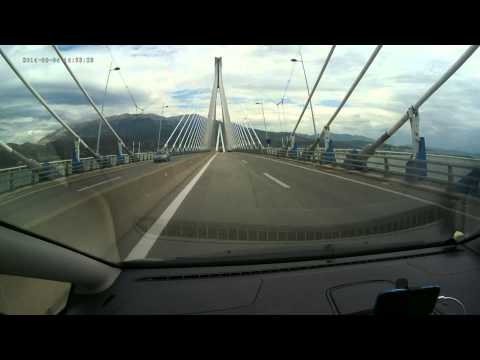DASHBOARD CAM : Ponti (Lefkada) - Athens (Delerium - Silence ft. Sarah McLachlan - Tiesto Mix)