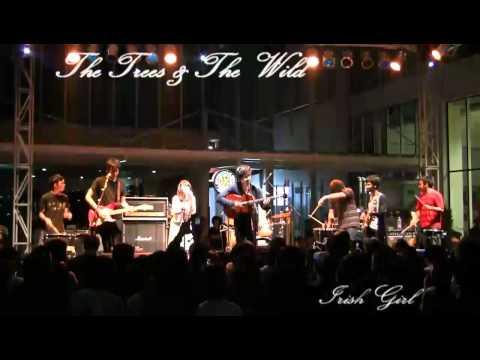 The Trees & The Wild - Irish Girl ( Live at TeraskotaBSD 1st Anniversary ) Mp3