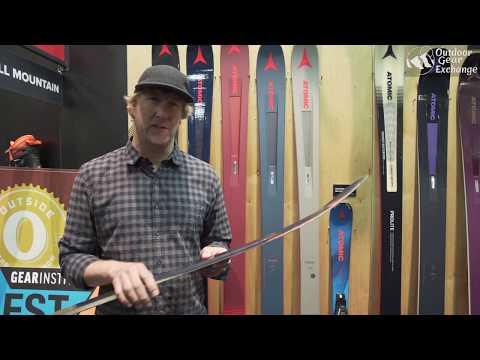 Atomic Vantage Series Ski Preview