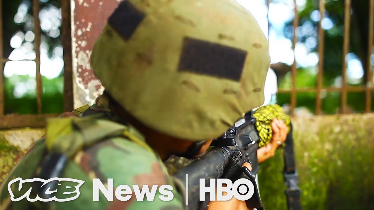 ISIS Expands its Global Battlefield into the Philippines (HBO)