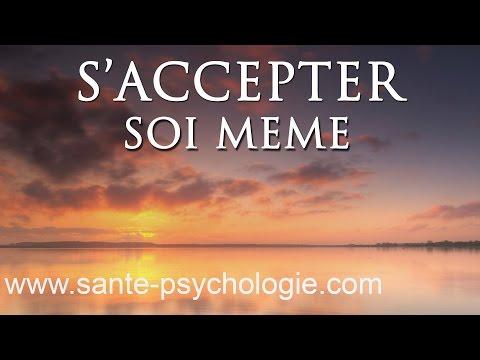 S'accepter - Séance d'hypnose pour apprendre a s'accepter soi même