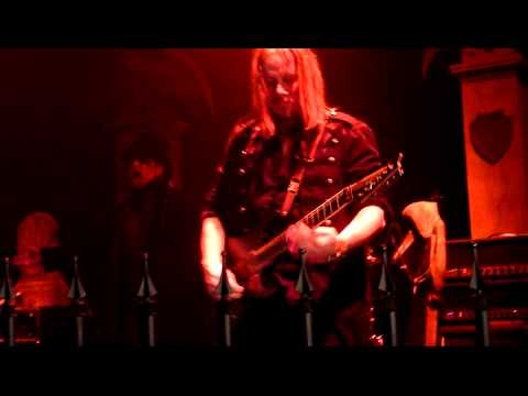 THEM - King Diamond's tribute _ Bye , Bye Missy live in nyc. 2011