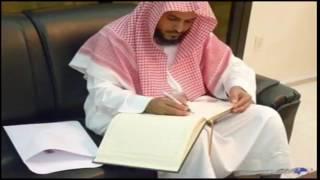 """قولهﷻ:""""يا أيها النبي قل لأزواجك وبناتك ونساء المؤمنين يدنين عليهن من جلابيبهن"""" [عبدالعزيز الطريفي]"""