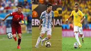 Top 10 Cei mai buni jucatori care nu vor participa la Campionatul Mondial de Fotbal din 2018