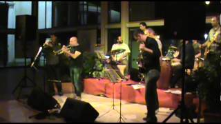 Villa Strozzi Firenze in jazz- Franco Baggiani ensemble