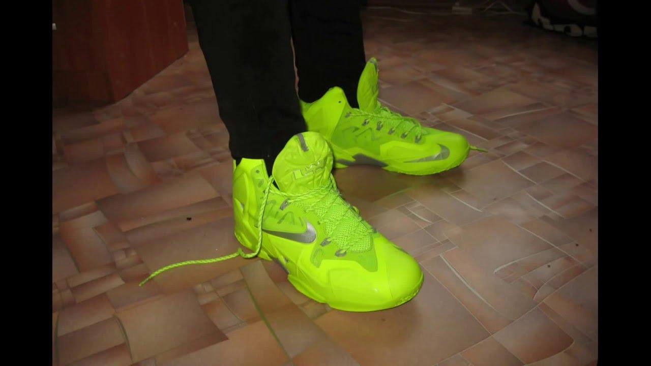 Кроссовки Nike Lebron 12 vs 11 vs 9 Low. HD обзор, сравнение - YouTube