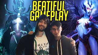 Going to TI in Sweden and Beautiful PA Gameplay - Gorgc Sing Dota 2 Party