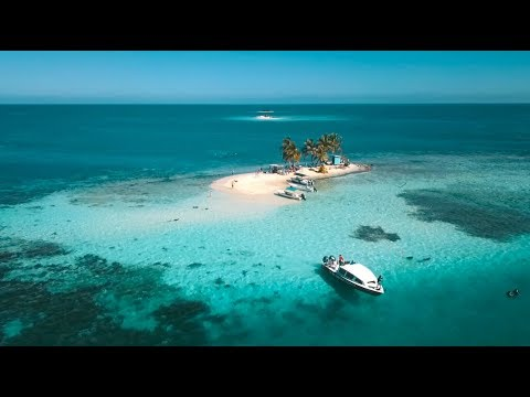 Diving The Second Largest Reef In The World - Belize