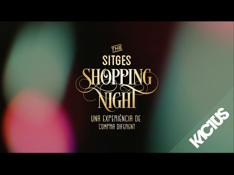 Sitges Shopping Night