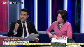 Shahid Malik on UK Riots and Policing -part 1