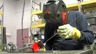 How To TIG Weld - TIG Welding with the Eastwood TIG 200 Welder