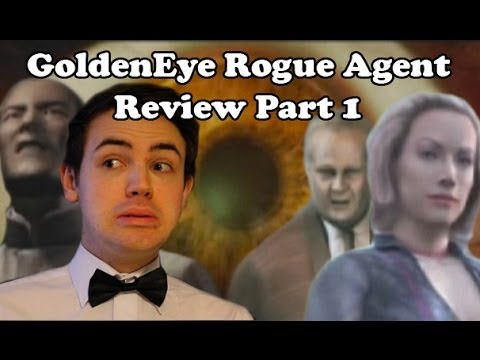 GoldenEye Rogue Agent Review: Part 1