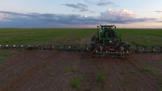 WEEDit in Bahia, BRASIL - PU JOHN DEER.