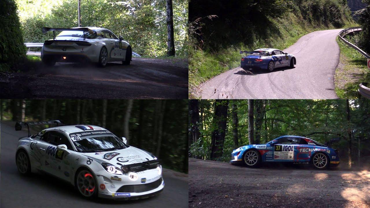 Rallye Best of Alpine A110 R-GT