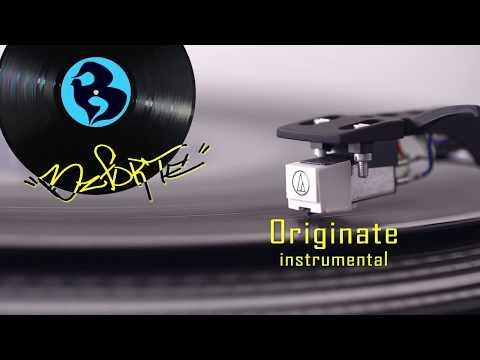 Originate instrumental - Boombap Hip-Hop