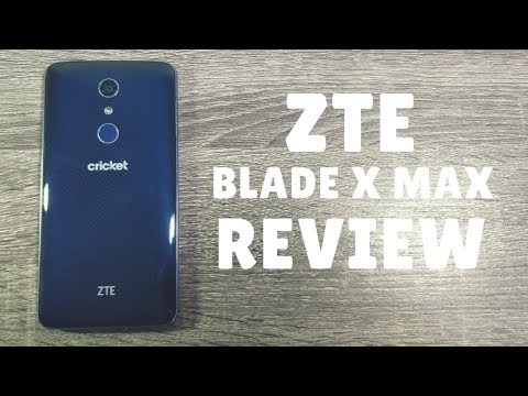 ZTE Blade X Max Review - 1 Month with the $150 Budget Beast