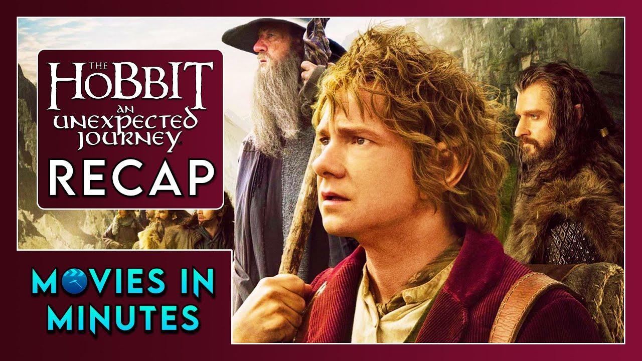 Download [#1] The Hobbit: An Unexpected Journey in 4 Minutes (Movie Recap)