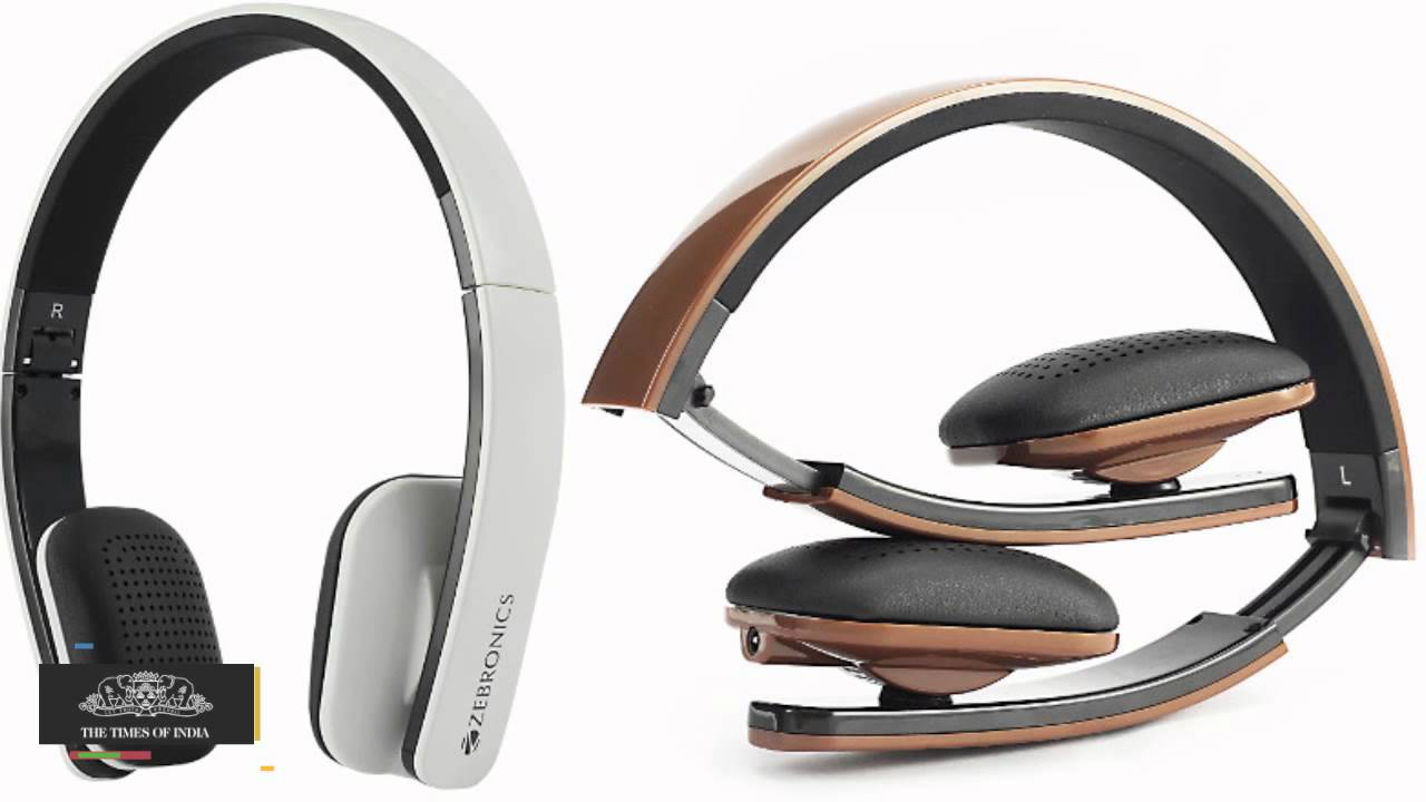 c9d31f41f9e Zebronics Happy Head Headphone launched | Price & Specification - YouTube
