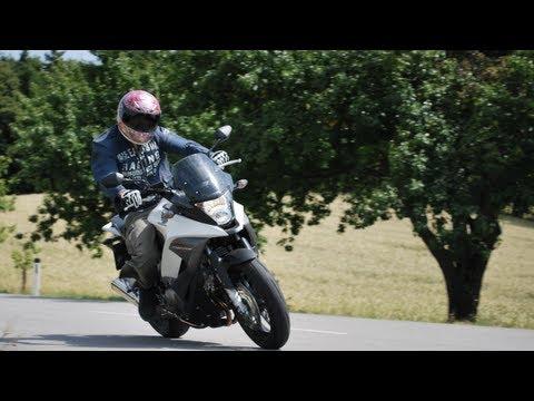 1000PS TV: Honda Crossrunner 2011