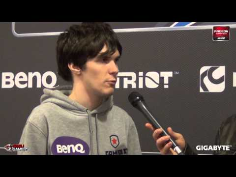 Interview with Alex Ich - IEM CeBiT