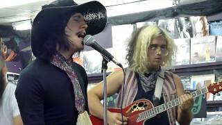"""FOXY SHAZAM """"THE ONLY WAY TO MY HEART"""" HD LIVE FROM VINTAGE VINYL 07/13/10"""