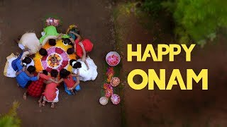 Onam Video Greetings 2019